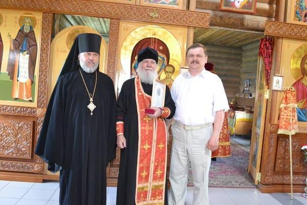 Настоятель Никольского собора стал почетным гражданином Чистополя