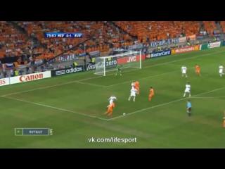 Россия 3_1 Нидерланды _ Евро 2008 _ 1_4 финала _ Обзор матча