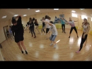 Summer Art City Dance Camp. Kseniya Ternavskaya (The XX - Angels). Group 1