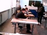 мальчик дрочит на уроке