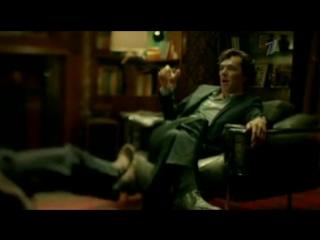 Пьяные Шерлок и Джон - игра