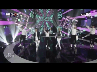 ZEST-Z - Give Me A Chance @ SBS MTV the show 150915
