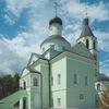 Храм Сошествия Святого Духа в Первомайском
