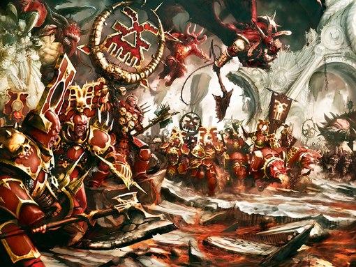 legion of chaos подарочный код