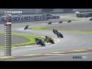 MotoGP 2015 18-й этап Финал класс Moto2 Мото Гран-при Валенсии