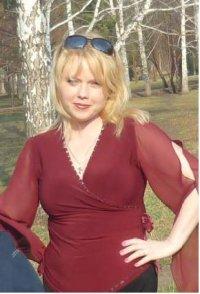 Светлана Захарова, 14 августа 1985, Новосибирск, id83976427