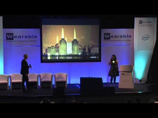 CuteCircuit Presentation at The Wearable Technology Show