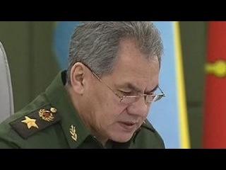 Шойгу: российская армия наполовину оснащена современным оружием