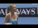 Maria Sharapova vs Samantha Stosur Highlights ᴴᴰ IPTL 2015