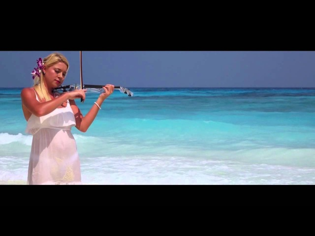 Kate Chruscicka Reflexion Official Music Video Electric Violinist
