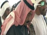 молитва правителей мусульманских стран