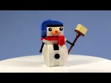 Lego Creator - Snowman, 30197/ Лего Креатор - Снеговик, артикул 30197.