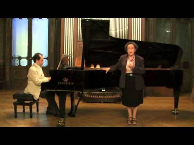 La vergine degli angeli Giuseppe Verdi da La Forza del Destino - Lina Vasta
