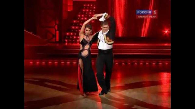 Ю Зимина А Пашков Пасадобль