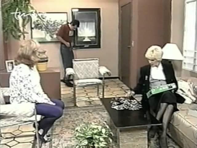 Морена Клара / Morena Clara 1995 Серия 26