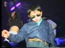 Gypsy kid dancing at club can't be bothered 1997