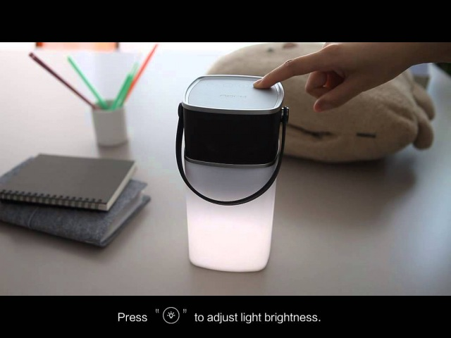ROCK Mulite Bluetooth Speaker