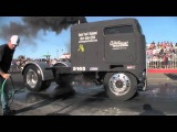 The N.H.R.D.A. Desert Nationals Burn Out Contest from Speedworld Dragstrip