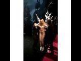 """Victoria's Secret Angels on Instagram: """"Candice {@angelcandices} after walking at the Victoria's Secret Fashion Show! #vsfashionshow #vsfs #vsfs2015 #fantasybra #victoriassecret…"""""""