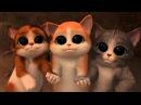 момент из мультика Кот в сапогах