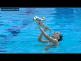 Russian Federation (RUS) Combo 10th FINA World Trophy 2015