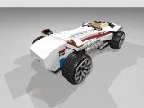 31006-3 Lego Creator Highway Speedster