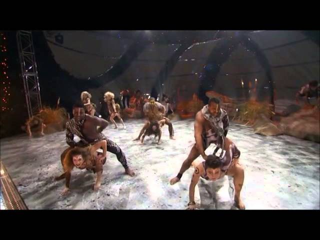 So You Think You Can Dance Season 9 - The Lion King
