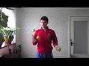 Обучение трюку Обратный каскад Венец Анг. Reversed cascade