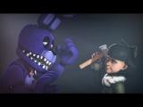FNAF SFM Bonnie's Face 2 (Five Nights at Freddy's Animation)