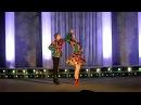 Танец Веселая кадриль