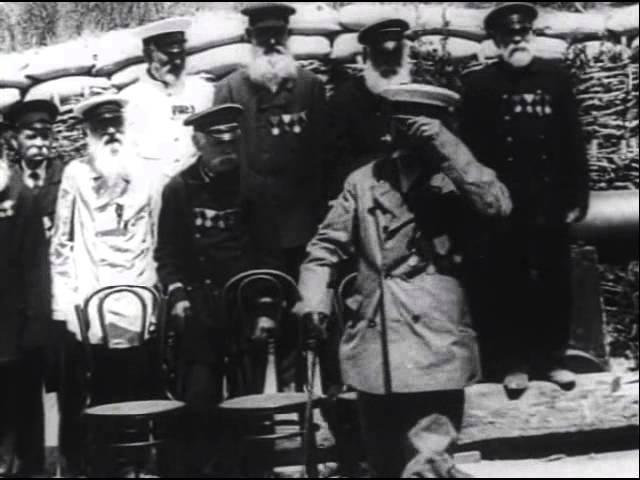 Герои первой обороны Севастополя 1855-1856 г