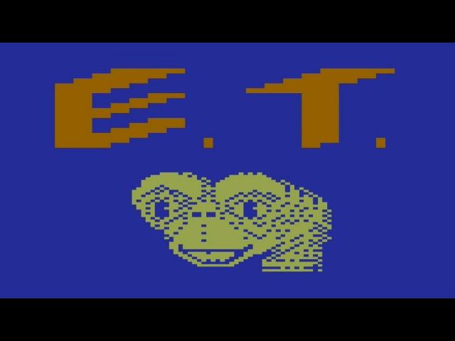 E.T. the Extra-Terrestrial (Atari 2600)