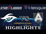 Dota 2 | Team Secret vs Alliance [Highlights] | StarLadder Season 13