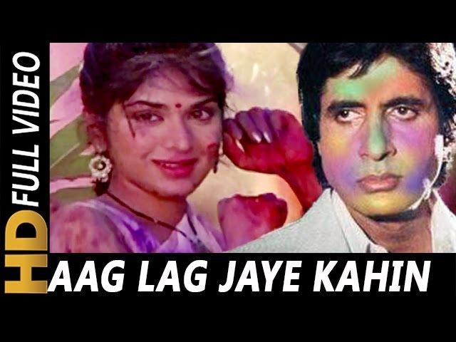 Aag Lag Jaye Kahi   Alka Yagnik, Manhar Udhas, Mohammed Aziz   Akayla 1991 Songs
