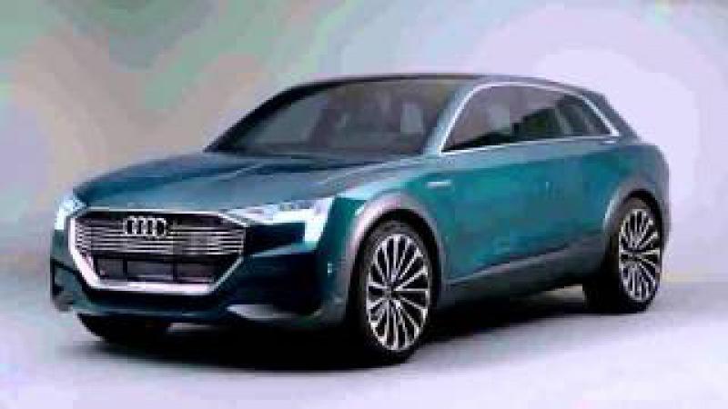 Обзор Audi e tron quattro Concept