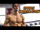 ÉPAULE ! - PROGRAMME MUSCULATION