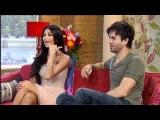 Nicole Scherzinger &amp Enrique Iglesias - Interview (This Morning - 7th October 2010)
