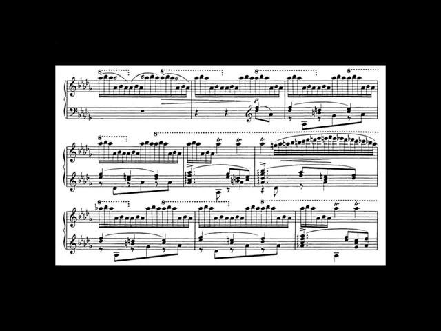 Liszt: Ballade No.1 in D-flat major (Jean Dube)