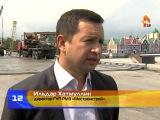 Строительство нового автомобильного моста в Йошкар-Оле
