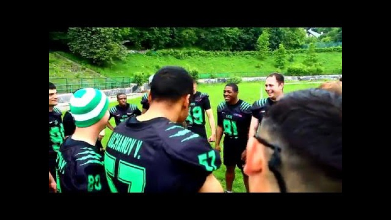 Lviv Lions (Ukraine) vs Sky Soldiers (US Airborne Brigade) Flag Football