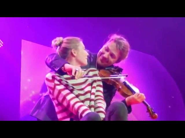 David Garrett mit Band u.Orchester, 'Your song', E.John