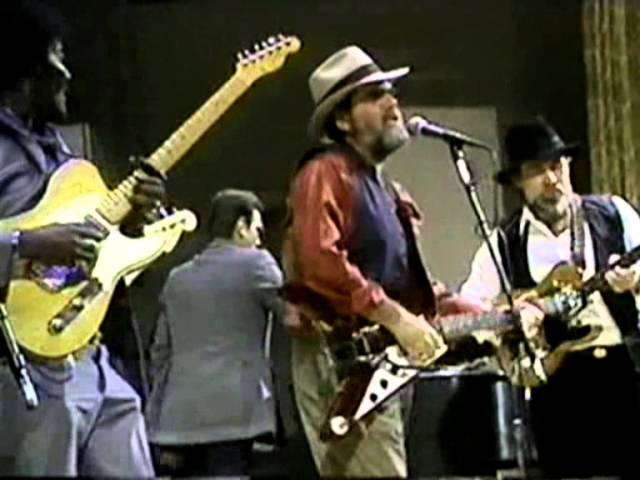 Lonnie Mack, Albert Collins Roy Buchanan