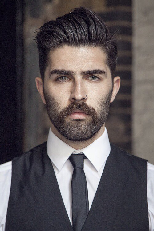 7 Best Beard styles for men with short hair - Milkman Grooming Co