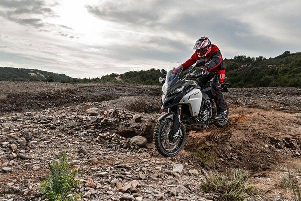 Ducati опубликовал цены на семейство Multistrada