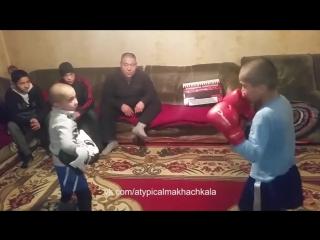 [Нетипичная Махачкала] Тренер 80 lvl