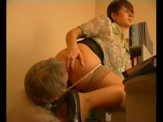 Фото как трахают под юбку 6