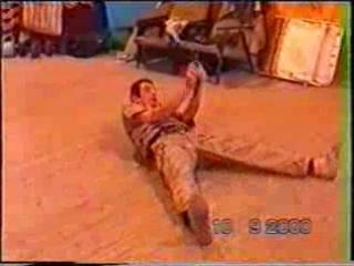 Казачий рукопашный бой. Сергей Колюшенко - 2000