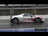 Porsche 918 Spyder Weissach Package Drive Vagif Channel