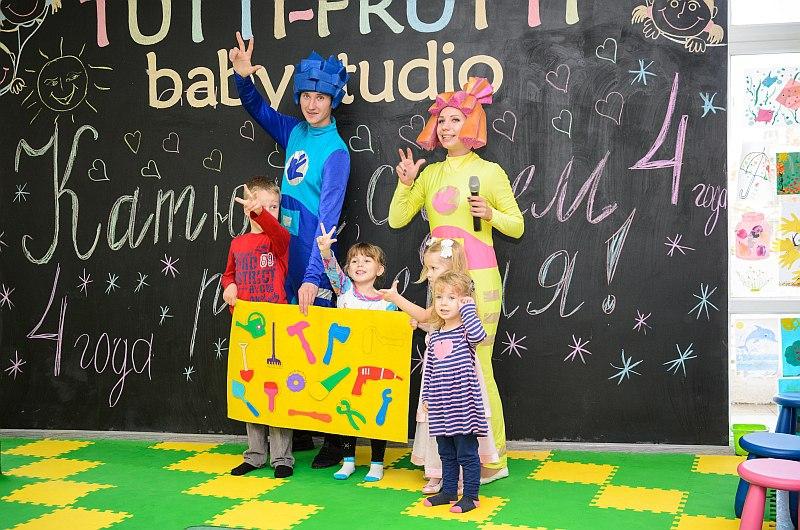 фиксики на детский деньрождение в Севастополе