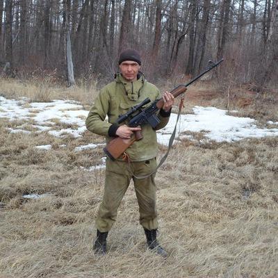 Виктор Гантимуров